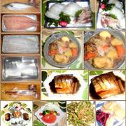 今夜は鯖の味噌煮定食