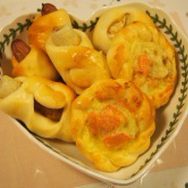 HBお家パンの基本♡総菜パンにも菓子パンにも使える生地レシピ
