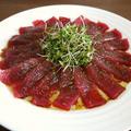 【簡単レシピ】マグロのカルパッチョ♪ by bvividさん