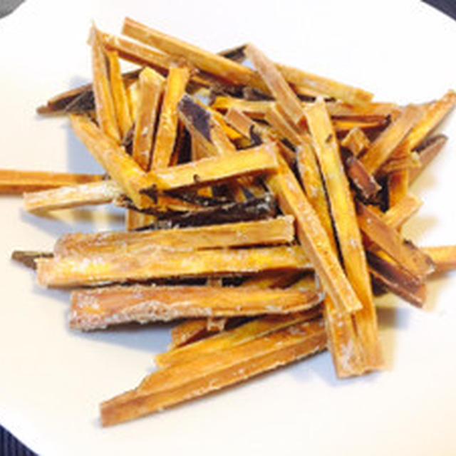 Sweetened sweet potato fried☆手作りカリカリ芋けんぴ☆