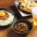 メシ通!サバの缶詰と納豆で作る肉味噌風