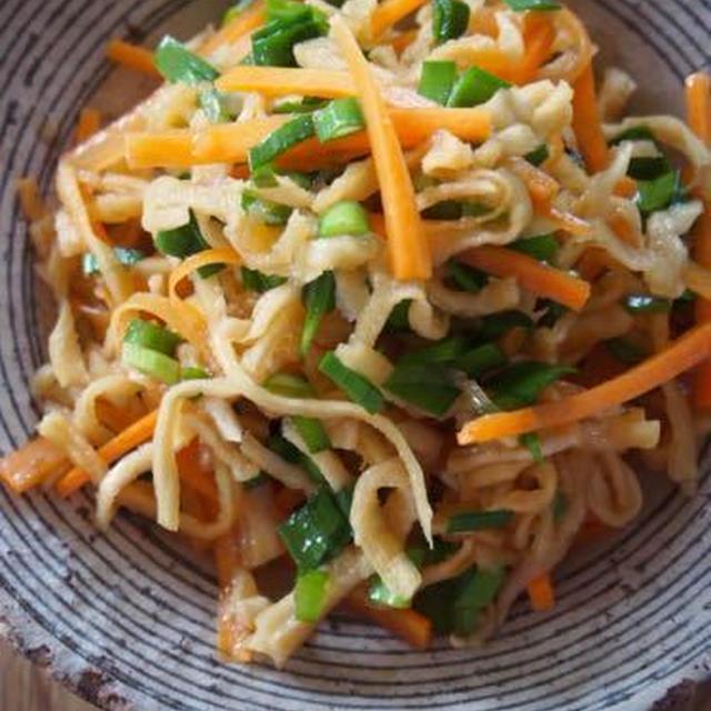戻さず和えて、韓国風ハリハリ漬けと料理教室のお知らせ