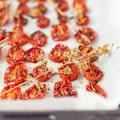 オーブンで作る自家製セミドライトマト