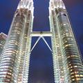 ペトロナスツインタワー マレーシア