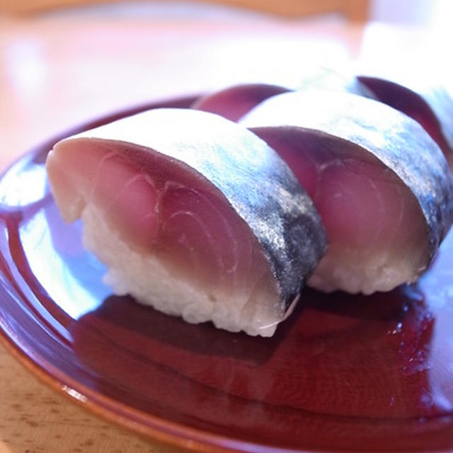 お家で、さば寿司。作って楽しい。見て美しい。食べて美味しい 日本女性会議2015倉敷へ。交流会から参加します