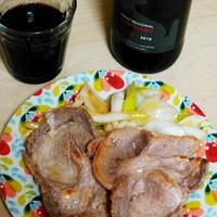 簡単にできる塩漬け豚肉~「ポルコ ティント」に合う肉料理