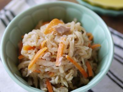 >ご飯がススム|しっかり食べて夏バテ予防に|栄養たっぷり千切り大根|【千切り大根とツナの煮物】 by SHIMAさん