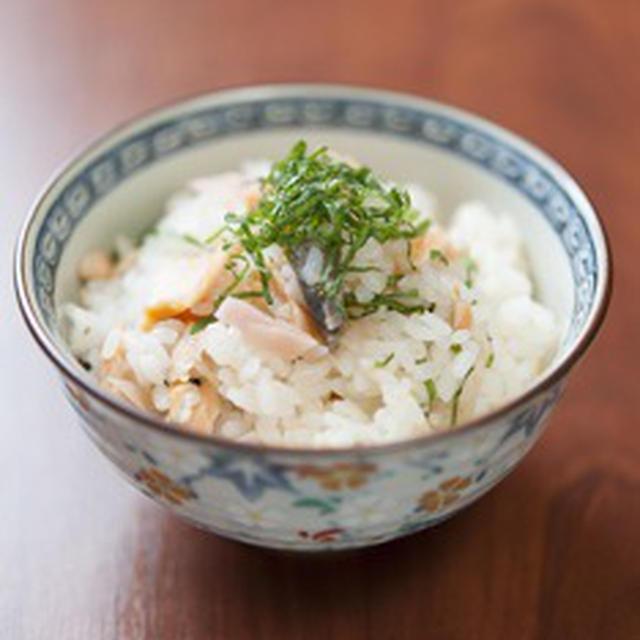 鮭のさわやかご飯