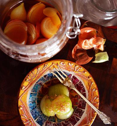 皮ごとレンチン!ほっぽらかしの - 丸ごと玉ねぎのおひたし - 万能 時短簡単 常備菜
