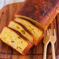 オーブンまで10分★りんごとさつまいものフィナンシェ風パウンドケーキ