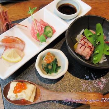 お土産付♪特選おまかせ寿司「究極」コース☆KINKA sushi bar izakaya 六本木