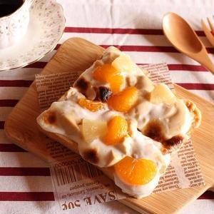 おやつに食パンをアレンジ♪あま~いスイーツトーストはいかが?