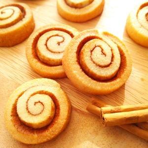 今日のおやつにいかが?シナモン香るさくさくクッキーレシピ