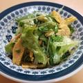 簡単、中華サラダ