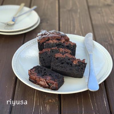 【焼くまで10分】トースターで作れる焼きチョコケーキ