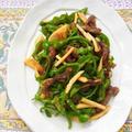 やっぱりおいしい&意外とかんたん! ていねいに作る、中華の定番・青椒肉絲(チンジャオロウスー)。