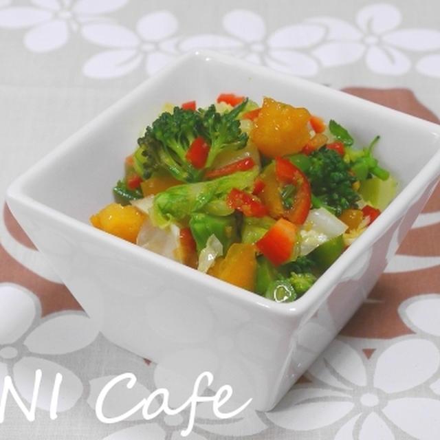 柚子胡椒ポン酢サラダ