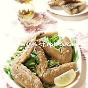 五香粉をミックスするだけで!お魚もお肉も中華風から揚げ