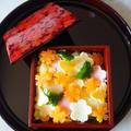 桜のちらし寿司