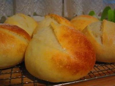 プチフランスパンで♪ハニーレモンチーズクリームサンド♪