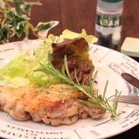 昼カフェ★GABANスパイスでチキンの香草焼き(レシピ)
