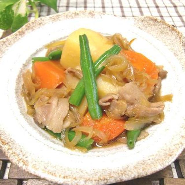 *鱸のバター焼きバジルガーリックマヨソース&肉じゃが&春雨の中華サラダ&きのこの炊き込みご飯*