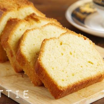 【メープルの良い香り♪】☆簡単☆しっとりメープルパウンドケーキ