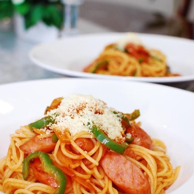 ナポリタン スパゲティ