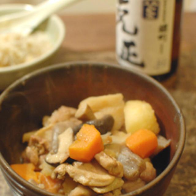 和食な日の筑前煮☆