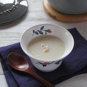 蕪の和風しょうがスープ