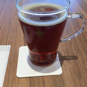 ビールのような紅茶