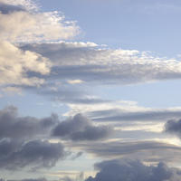 雲を眺める時間(たいせつなお知らせもあるよ)