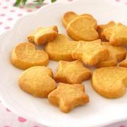 材料2つ♪簡単さくさくクッキー@ホットケーキミックスで作るお手軽スイーツ &土用の丑 うなぎ蒲焼