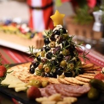 【クリスマスツリーディップ】 パーティーで話題!