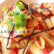 メイン・副菜、いろいろ作れる!「カニカマ×玉ねぎ」のレシピバリエ