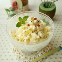 ヘルシー!豆腐のココナッツアイス
