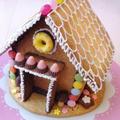 お菓子の家(*^^)v by manaママさん