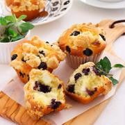 【レシピ】ブルーベリーとクリチのマフィン♡&マーガリンとバターのお話。