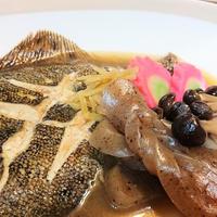 【レシピ】一緒に煮て時短★味がしみしみ〜★和食の定番【真ガレイの煮魚】