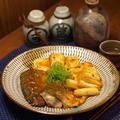 さばと豆腐のコク辛味噌煮    by 筋肉料理人さん