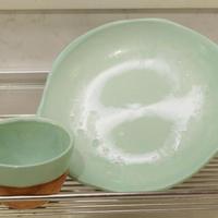 * 洗いにくいキッチンツールがスポンジなしでパッと清潔に!②