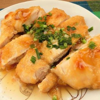 さっぱりして美味しい!チキンのレモン風味南蛮漬けレシピ
