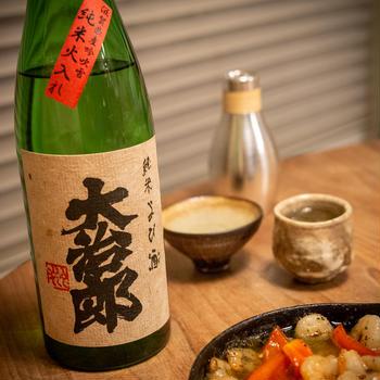 大治郎  純米 よび酒。