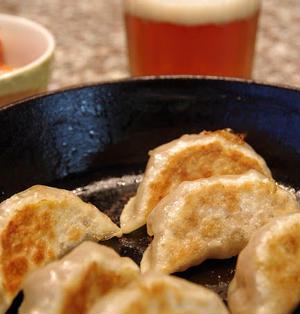 大豆ミートのヘルシー餃子