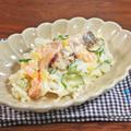 なめらかで 香ばしい!焼き鮭のポテトサラダ by KOICHIさん