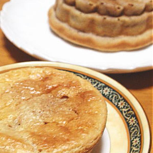 焼き立てシュワシュワ、冷やしてしっとり、2度美味しいサッパリ味のクリームチーズケーキ(レシピ付)
