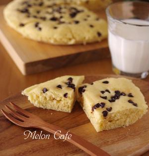 ホットケーキミックス(HM)でつくる、レンジで超簡単チョコ蒸しパン☆話題のレシピ&「こんだてnote」御礼