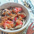 【時短レシピ】高野豆腐のトマト味噌焼き。ヴィーガン対応♪