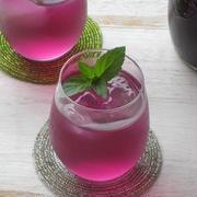 赤紫蘇ジュースと、そのあとのゆかり