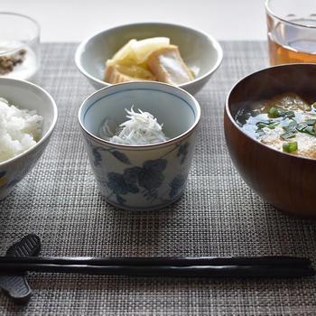 週末・和食の朝ごはん「身体リセット定食」